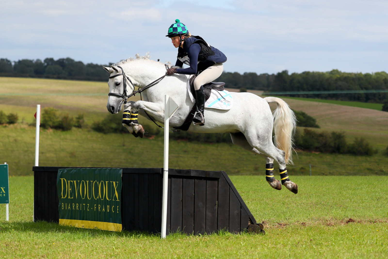 What goes into a weekend photographing a Horse Trials (Covid edition!)